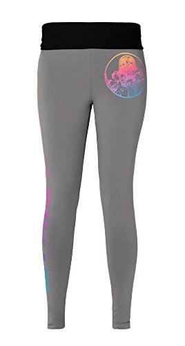 Ninja Turtles Krang Costume (Star Wars Ombre Logo Juniors Yoga Pants (Small))