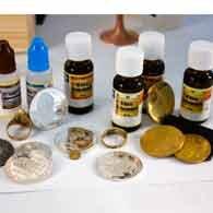 Prüfsäurenset für Gold uns Silber
