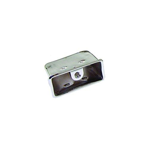 Eckler's Premier Quality Products 75-258538 Firebird Armrest Ashtray Insert, Rear, (Armrest Firebird)