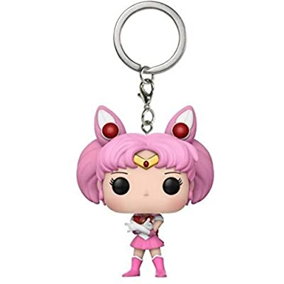 Funko Pop Keychain: Sailor Moon - Sailor Chibi Moon Collectible Keychain: Funko Pop! Keychain:: Toys & Games