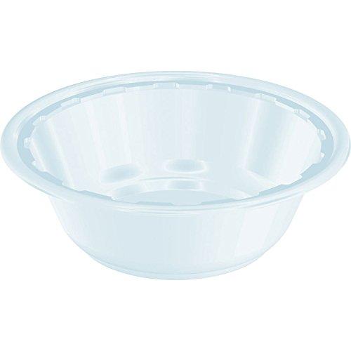 (Dart 12BWWF 10-12 oz White Plastic Bowl (Case of 1000))