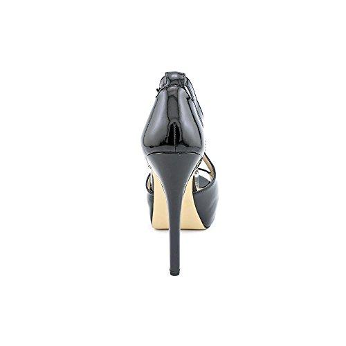 INC International Concepts Melvie Pelle sintetica Sandalo con la Zeppa
