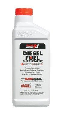 Power Service Diesel Fuel Supplement 32 Oz.