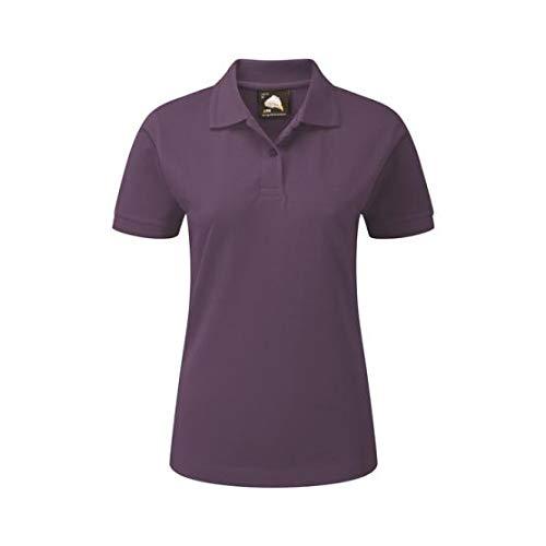 talla 16, 10 unidades ORN Workwear 1160 Wren color morado Falda para mujer