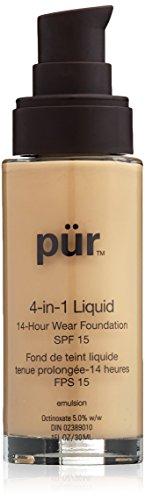 P R 4-in-1 Liquid Foundation