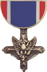 Distinguished Service Cross Lapel or Hat Pin