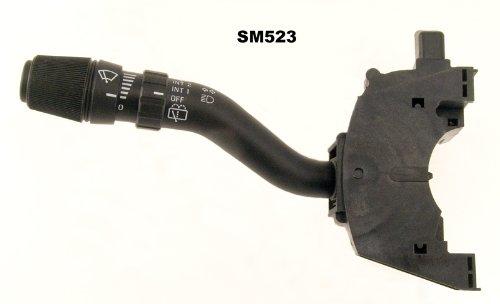 (Shee-Mar SM523 Turn Signal - Wiper/Washer -Rear Wiper - Hi/Low Beam - Multifunction Switch)