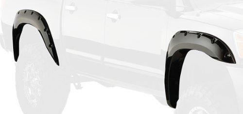 - Bushwacker 70908-02 Nissan Pocket Style Fender Flare - Set of 4