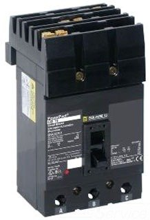 QDA32100 SQUARE D ILINE Molded Case Circuit Breaker (Q-Fr...