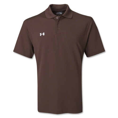 Under Armour UA Performance Team Polo del hombre Cleveland Brown/White