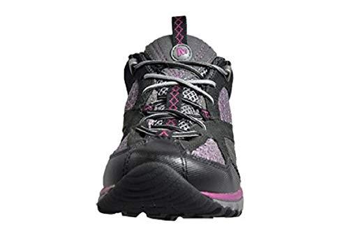 Escursionismo Da Donna Merrell Black Scarpe Nero Y0nU1q