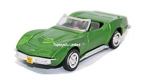New Ray Newray 1:43 Diecast 1969 Corvette Stingray Conver...