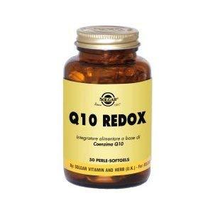 SOLGAR 100 Mg (Reduced Coq-10) Softgels Ubiquinol, 50 CT ()