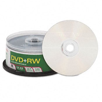 VERBATIM 94834 4.7GB 4x DVD?, 30-ct Spindle