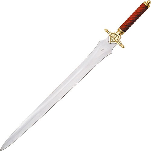 Whetstone Cutlery St. Michael's Blessed Sword (red Handle) (Custom Sword)