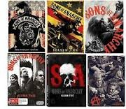 Sons Of Anarchy  Complete Seasons 1 6