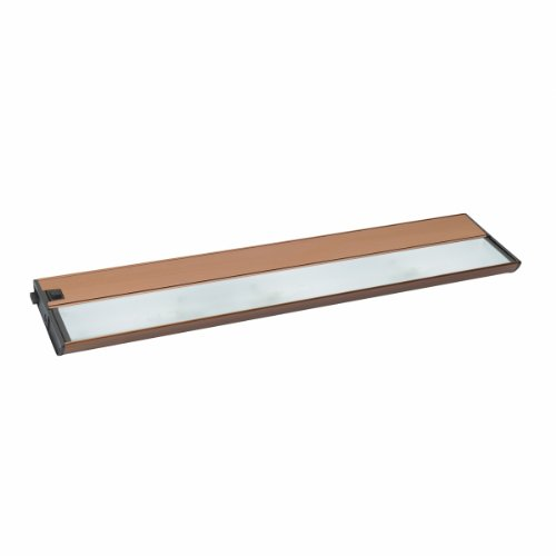Kichler  10563BRZ Three Light Cabinet Strip/Bar Light