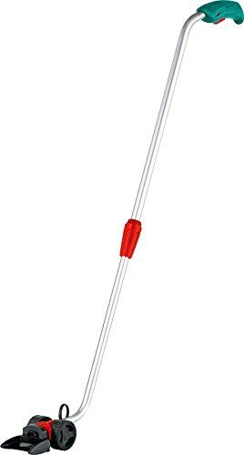 Bosch Home and Garden 2609002041 Bosch - Bastón telescópico con ruedas para tijeras cortacésped a batería ISIO 2