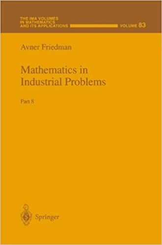 mathematics in industrial problems friedman avner