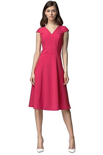 Rosa Damen Nife Figurbetont Pink S60 FIRXdq