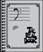 Hal Leonard The Real Book Volume 1 - C Edition Bass Clef Edition Any Bass Clef Instrument