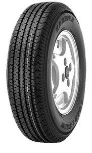 Kenda Loadstar Karrier 205/75R14 w/Wheel (32156) by Loadstar Tires