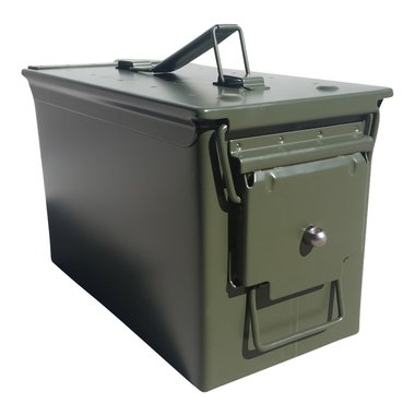 ACM New MilSpec 50 Cal Ammo Can with Locking Hardware by Ammo Can Man