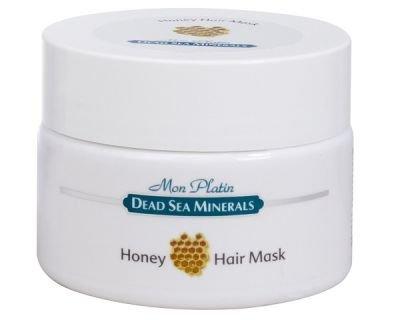 Mon Platin Haarmaske mit Honig für Trockenes und Beschädigtes Haar, 250ml, DEAD SEA MINERALS