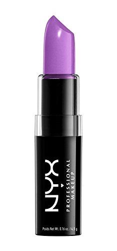 NYX Macaron Pastel Lippies Lipstick -Violet :