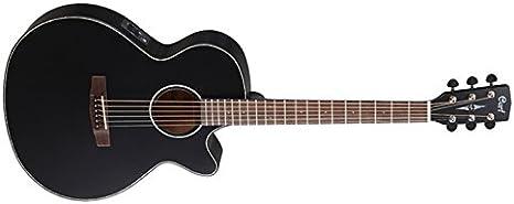 Cort SFX-E - Guitarra eléctrica (calibre de cuerdas: 12-53), color ...
