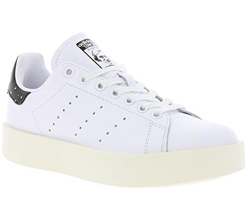 Zapatillas Deportivas Adidas Originals Stan Smith Bold Us8 Blanco