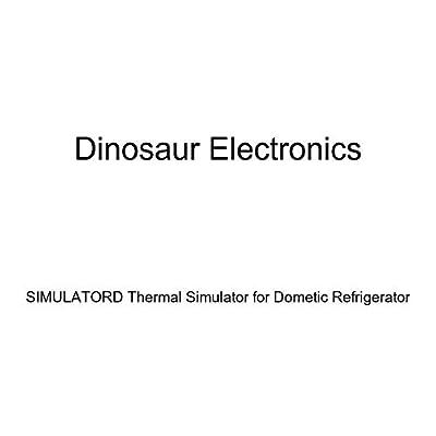 Dinosaur Electronics SIMULATORD Thermal Simulator for Dometic Refrigerator