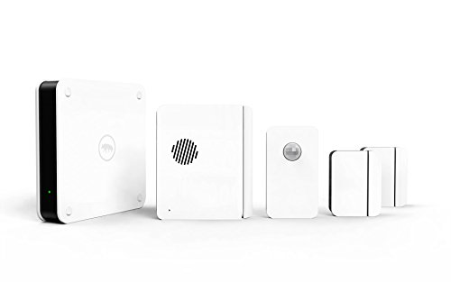 Scout Alarm Home Security System Wireless & DIY - 24/7 Professional Monitoring - No Long Term Contracts - Works with Alexa - 5 Piece Kit - Great for Homes Under 2000 Sq Ft