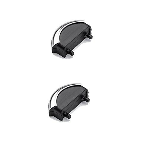 2 Pack of Bose QuietComfort 3 Battery for QuietComfort 3 Headphone (200mAh, 3.7V, Li-Ion) Olympia Battery