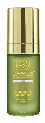 Tata Harper Illuminating Moisturizer   100% Natural & Non Toxic   Complexion Perfecting Moisturizer with Diamond Radiance   30ml