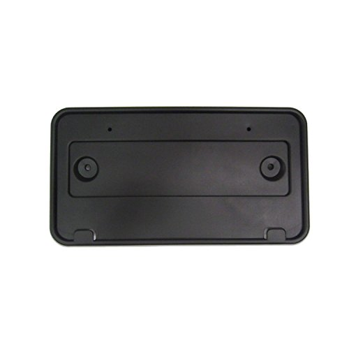 BB Auto New Front Bumper License Plate Tag Mounting Bracket Holder OE Replacement for 2002-2005 Ford Explorer (Ford Explorer Bracket Bumper)