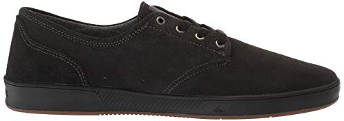 Romero Black Skate Men's Gum Laced Grey Dark The Shoe Emerica 4E1wxpqE