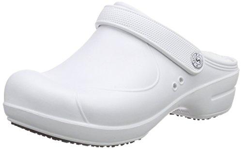 Bianco Sanita Aero stride 1 white Donna Zoccoli BSpHSwqn8