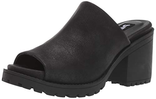 Dirty Laundry by Chinese Laundry Women's FAIR Play Mule, Black Smooth, 10 M US