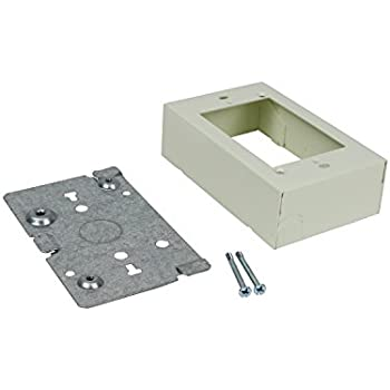 Legrand - Wiremold V5741 Switch and Receptacle Box