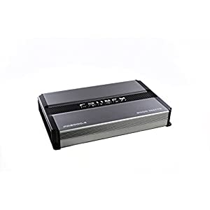 Crunch Power Drive PD2000.4 Bridgeable Amplifier (2,000 Watts Max, Class Ab 4-Channel Pro Power)