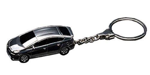 Prius Toyota Japan (AUTOartDESIGN 1/87 Toyota Prius key chain (aluminum) (japan import) by Autoart)
