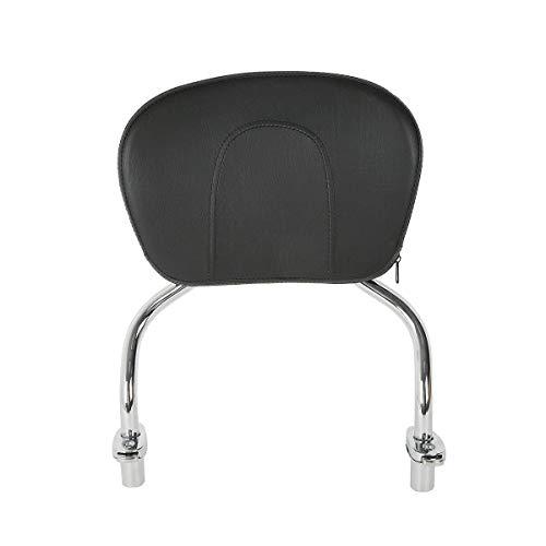 TCMT Detachable Stealth SissyBar Pad Backrest Fits For Harley Davidson FLRT Freewheeler 2015-2019