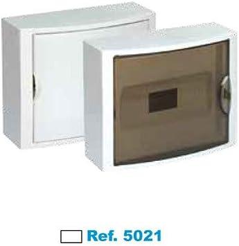 SOLERA 5021 Caja de Distribución, Blanco: Amazon.es: Bricolaje y ...