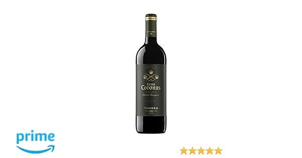 Gran Coronas Vino Tinto, 6 botellas, 750 ml: Amazon.es: Alimentación y bebidas