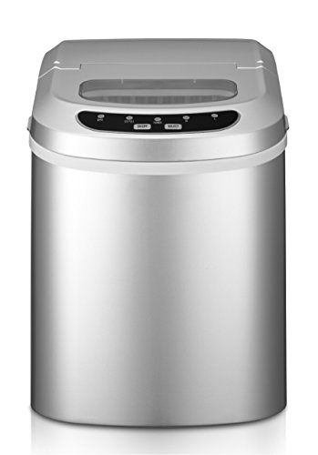 27-lb-portable-ice-maker-silver