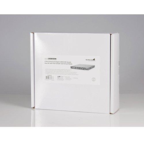 StarTech.com 4 Port USB VGA IP KVM Switch with Virtual Media (SV441DUSBI) by StarTech (Image #3)