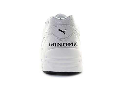 R698 Homme Crackle Blanc Sportswear Trinomic Puma Chaussures tqXSHxE