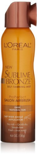 LOreal Paris Sublime Airbrush Self Tanning