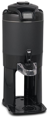 (ThermoFresh Bunn ThermoFresh 42750.0001 1.5 Gallon Black Digital Coffee Server with)